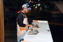 Day 1 pier 1 bait rigging