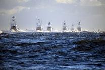 Day 2 inlet battleship row